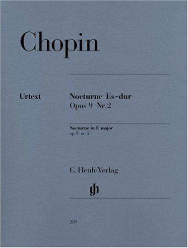 Chopin: Nocturne in E-flat Major, Op. 9, No. 2 pdf