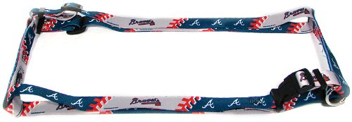 X-Small Hunter MFG 5//8-Inch Atlanta Braves Adjustable Harness