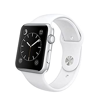 "Apple Watch Sport 1.5"" OLED Plata Reloj Inteligente - Relojes Inteligentes (3,81"