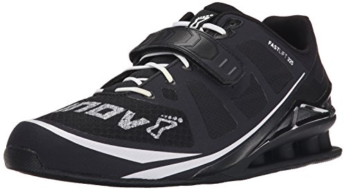Inov-8 Fastlift 325 M Cross-Trainier Sneaker Lift Training Gym Shoe - Black/White...