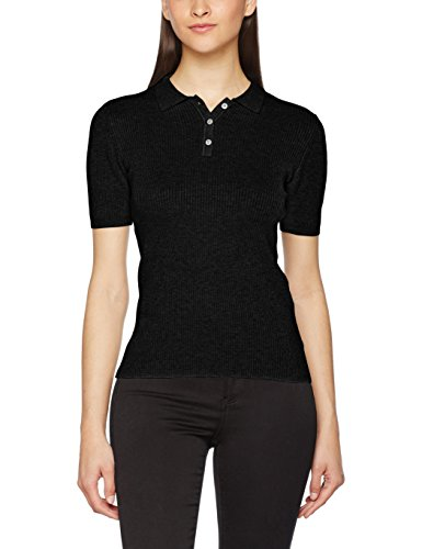 Only, Suéter para Mujer Negro (Black)