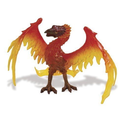 Realms Mythical Collection (Safari Ltd Mythical Realms Phoenix)