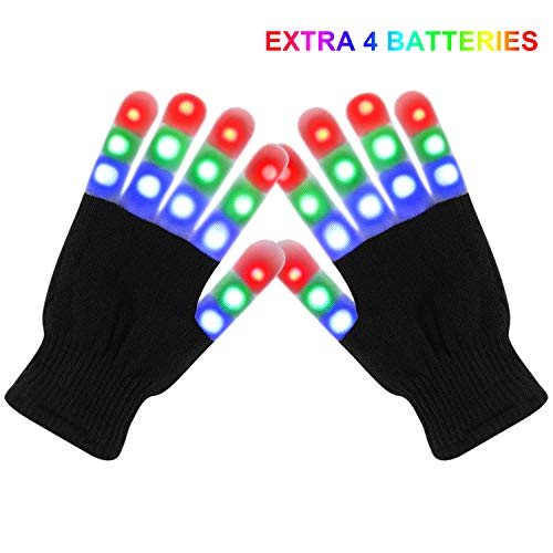 Lafefo LED Gloves LED