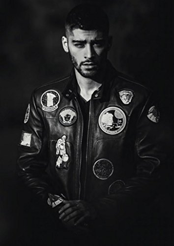 "Zayn Malik Poster 12"" x 18"" Multicolour for sale  Delivered anywhere in USA"