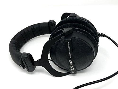 41fUO1APazL - beyerdynamic DT 770 Pro 80 Limited Edition Headphones, Black