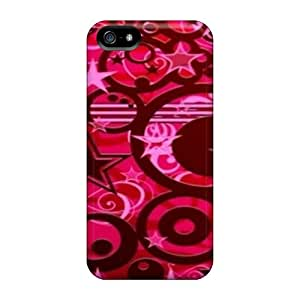 Cute Tpu JoseRSa Abstract Case Cover For Iphone 5/5s