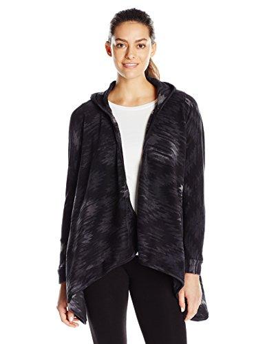 Cuddl Duds Women's Fleecewear with Stretch Hooded Long Sl...