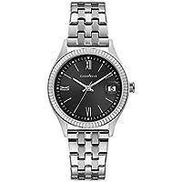 Bulova Women's Quartz Watch With Stainless Steel Strap