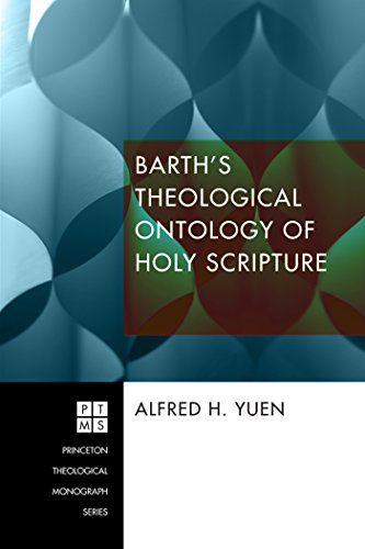 Barths theological ontology of holy scripture princeton barths theological ontology of holy scripture princeton theological monograph series book 211 by fandeluxe Choice Image