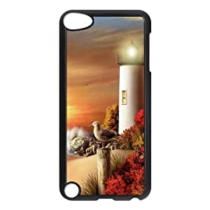 Lighthouse Phone Case For Ipod Touch 5 [Pattern-1]