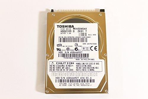 Dell P8596 MK4026GAX 2.5