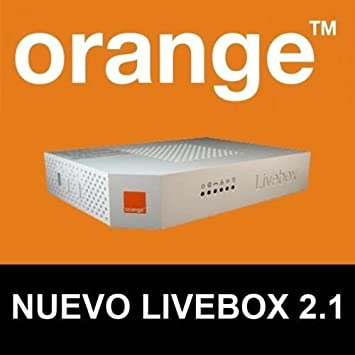 BACKUP LIVEBOX 2.1 GRATUITEMENT