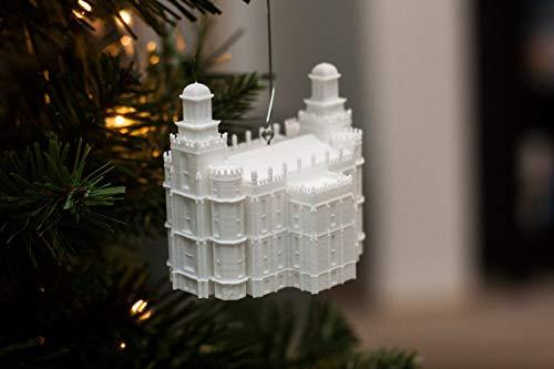 Logan, UT Temple Christmas Ornament