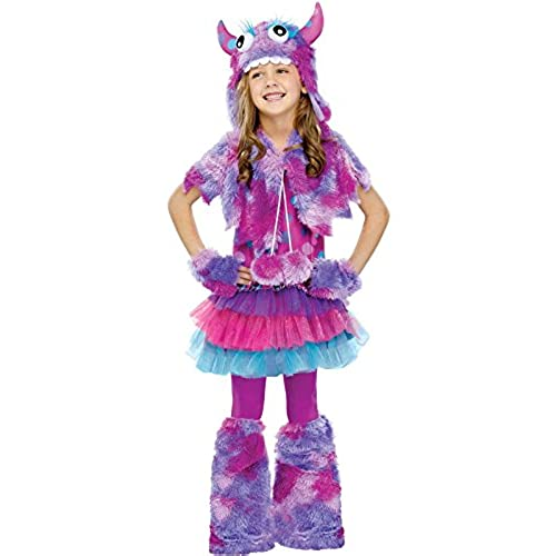polka dot monster kids costume