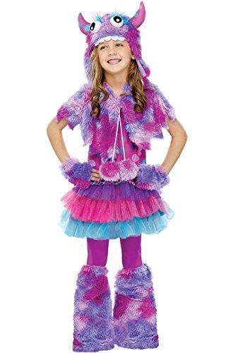 Polka Dot Monster Kids Costume