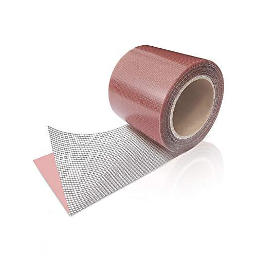 Screen Patch Repair Kit, Door Window Screen Repair Tape Fiberglass Covering Mesh Tape Waterproof Strong Adhesive Seal for Repair Holes Tears Prevent Mosquitoes Insects(2