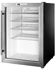 Summit SCR312LPUB Countertop Beverage Refrigeration, Glass/Black