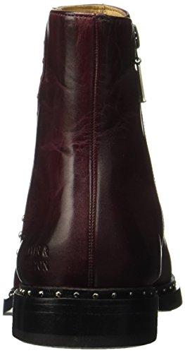 Susan Braun Melvin Hamilton 47 Chelsea Boots Burgundy Femme amp; wZZ0qg