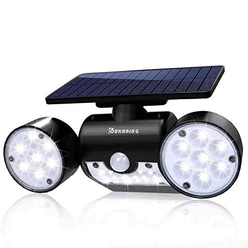 Great solar powered light