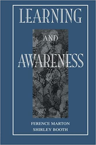 Learning and awareness educational psychology series ference learning and awareness educational psychology series ference marton shirley booth 9780805824551 amazon books fandeluxe Image collections
