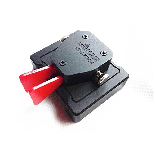 ELEOPTION Automatic Paddle Key Keyer CW Morse Code HF Radio Mini on The CW Morse Code Keyer UNI730A ()