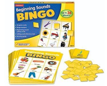 Beginning Sounds Bingo ()