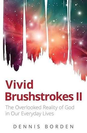 Vivid Brushstrokes II