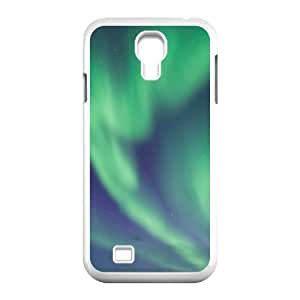 SYYCH Phone case Of Mysterious Arctic Aurora 1 Cover Case For Samsung Galaxy S4 i9500