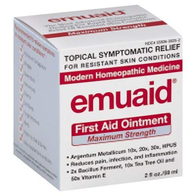EMUAID Max First Aid Ointment, 2 Ounce (The Best Way To Get Rid Of Eczema)