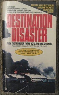 Book Destination Disaster
