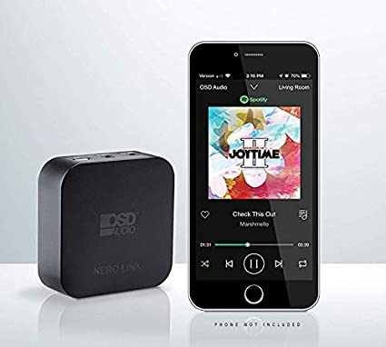 Amazon.com: OSD Audio Nero-Link WiFi Streaming Receiver ...