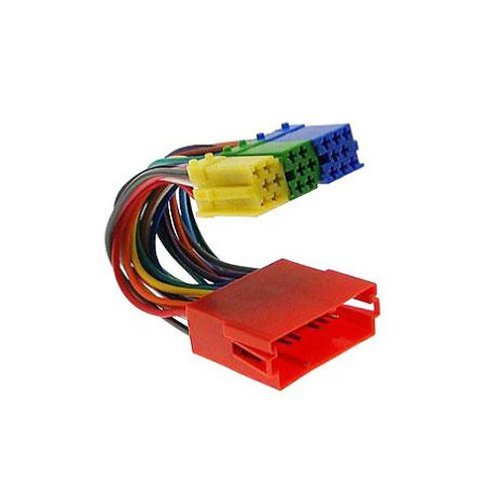 Audio 8-Pin 20-Pin Mini ISO Adapter Cable Connector MP3 Changer For Seat Alhambra Arosa Cordoba Ibiza Inca Leon Toledo Vario