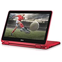 Dell Inspiron 11-3168 2 in 1 11.6 Notebook PC - Intel Celeron 2.4GHz 2GB 32GB Windows 10 (Scratch and Dent)
