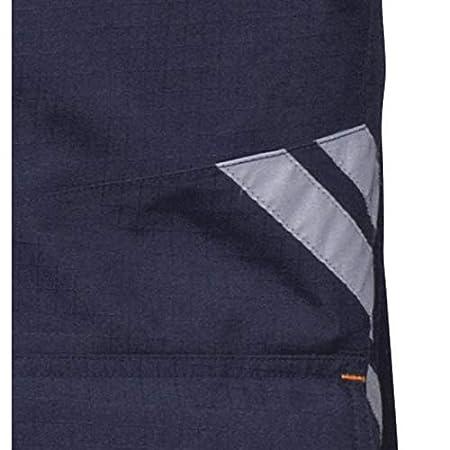 Delta plus m Parka ripstop finnmark azul marino negro talla