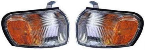 Fits Subaru Impreza Coupe//Sedan//Wagon 1993-2001 Parking Light Assembly Pair Driver and Passenger Side