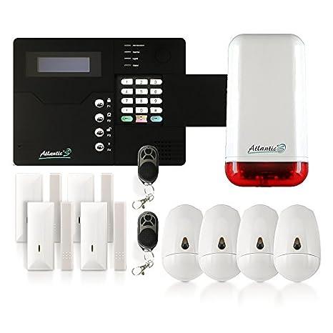 Atlantic S cd-st-v-md329 alarma de casa: Amazon.es ...