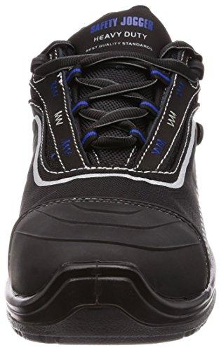 Chaussures De Esd S3 Noir Jogger Métalliques Non Dynamica 100 Sécurité Safety 5qFxWwUTW