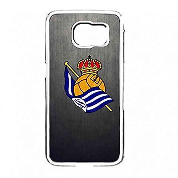 La Liga Real Sociedad Funda Carcasa,Transparente Samsung Galaxy S6 ...