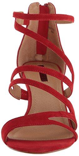 Women's Tahari Sandal Heeled TA Tomato Ninja 7wFdqF