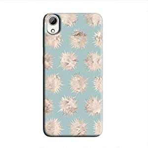 Cover It Up - Silver Star Pale Blue Desire 626 Hard Case