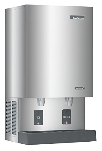 - Scotsman HID540A-1 Meridian Ice Machine/Dispenser H2 Nugget Ice air cooled up t