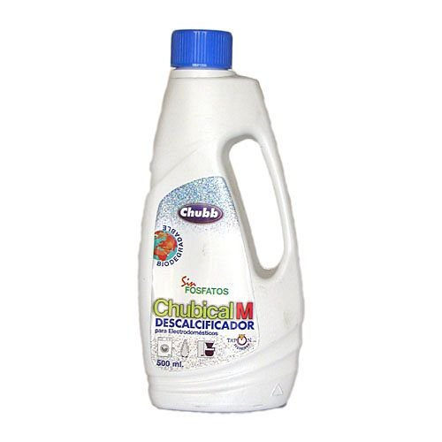 DESCALCIFICADOR CAFETERA 500ML CHUBBY: Amazon.es: Bricolaje ...