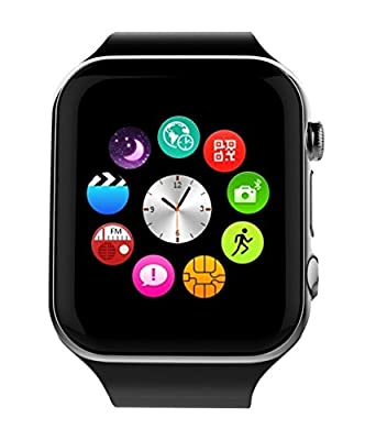 Scinex SW20 16GB Bluetooth Smart Watch GSM Phone for iPhone & Android - US Warranty