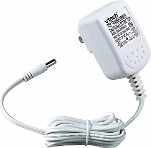 Vtech Toy AC Wall Power Adapter - White