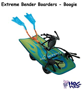 Hog Wild Extreme Bender Boarders, Boogie Board