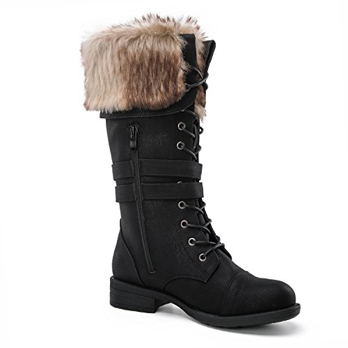 Women's Fashion Winter Boots Boots Winter Fashion Yy02black Women's Yy02black Women's Fashion tXOqdUd