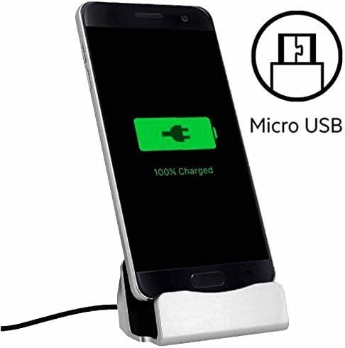 World Smartphones y estación de Micro USB para LG K7 Negro: Amazon.es: Electrónica
