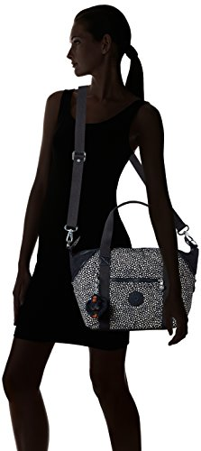 S Dot Multicolour Kipling Dot Handle Art Womens Bag Bl Top Dot 4zFzYx