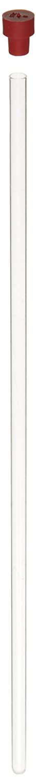 Corning 6981A-7 Borosilicate Glass or N51 Glass Precision NMR Tube, 7\' Length, Economy (Case of 5) 7 Length Thomas Scientific