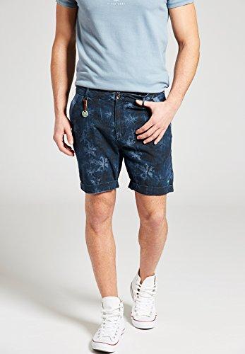 Hombre Khujo Azul Corto Pantalón Para 8H8SzOx